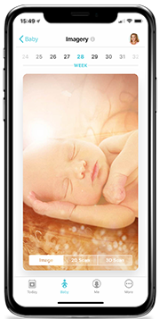Philips Pregnancy+ App