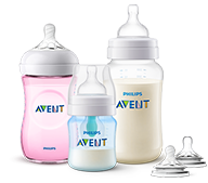 Philips Avent Bottles and nipples